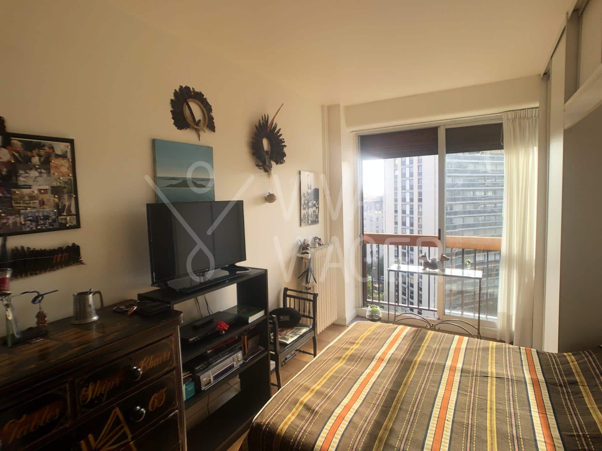 Apt 89 m² – Viager occupé – Boulogne