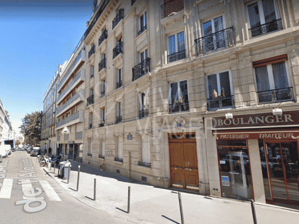 Apt de 50 m² – Viager occupé – Paris 13ème