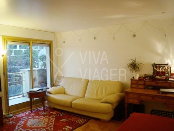 Apt 39 m² – Viager Libre Levallois-Perret