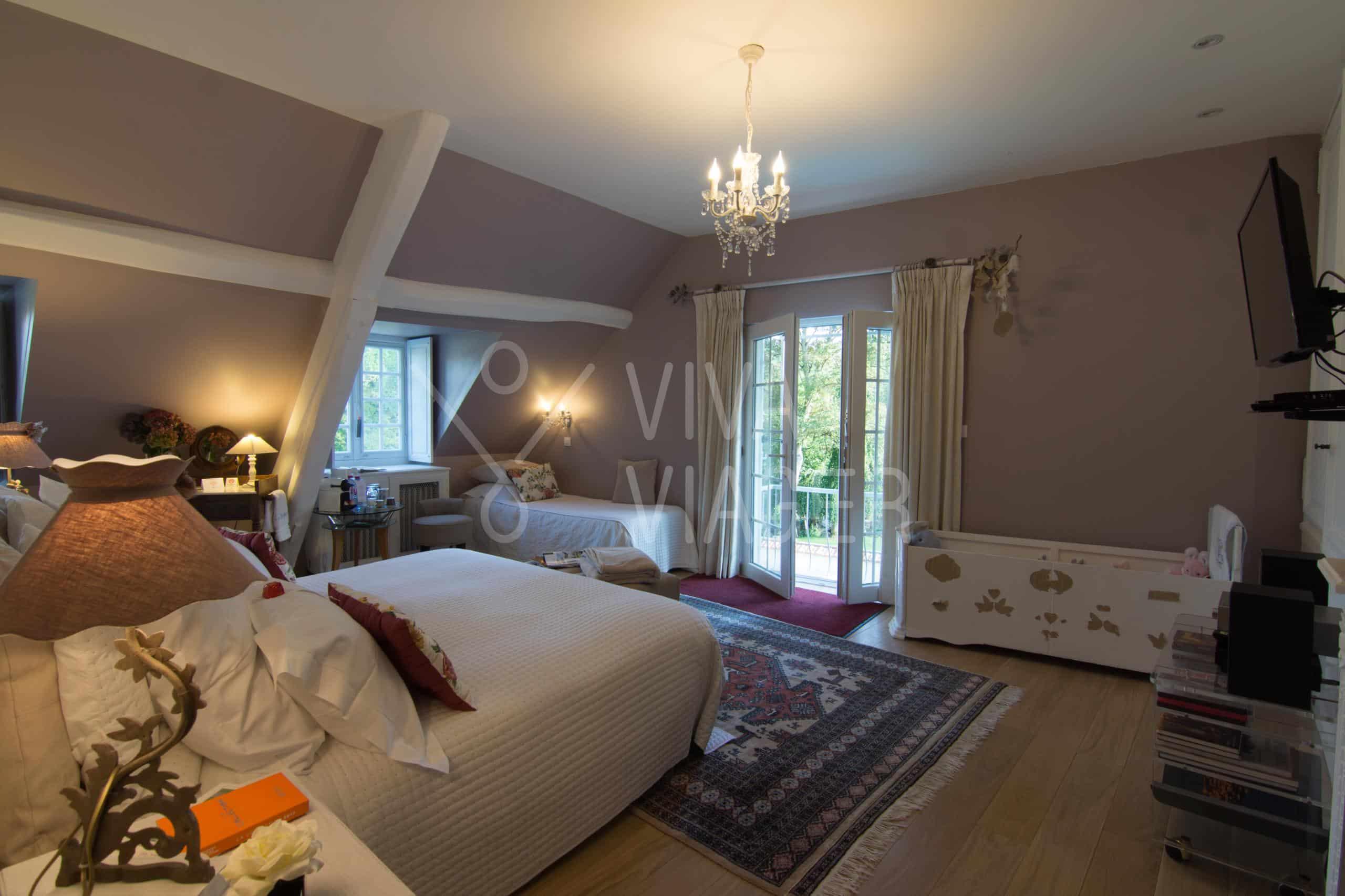 Demeure de charme 300 m² – Vente à terme – Rambouillet