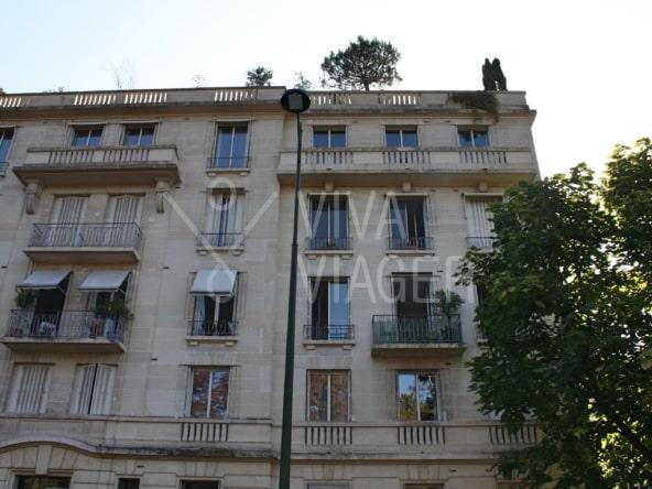 Appartement de 88,5 m² – Nue-Propriété Paris 16 - Auteuil