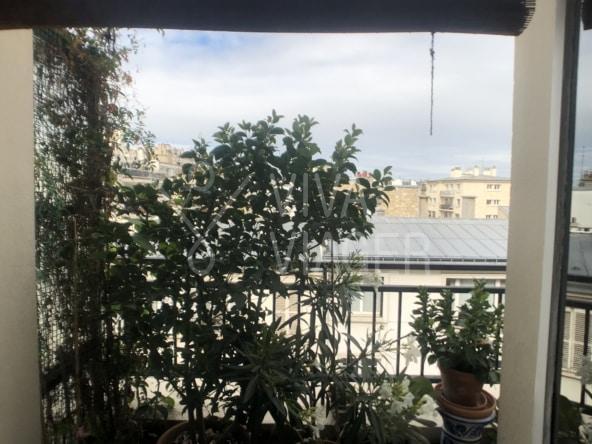 Appartement de 52m² - Viager Occupé Paris 16ème