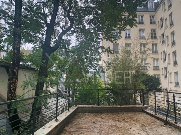Apt 43 m² + 30 m² terrasse Viager Libre Paris 5