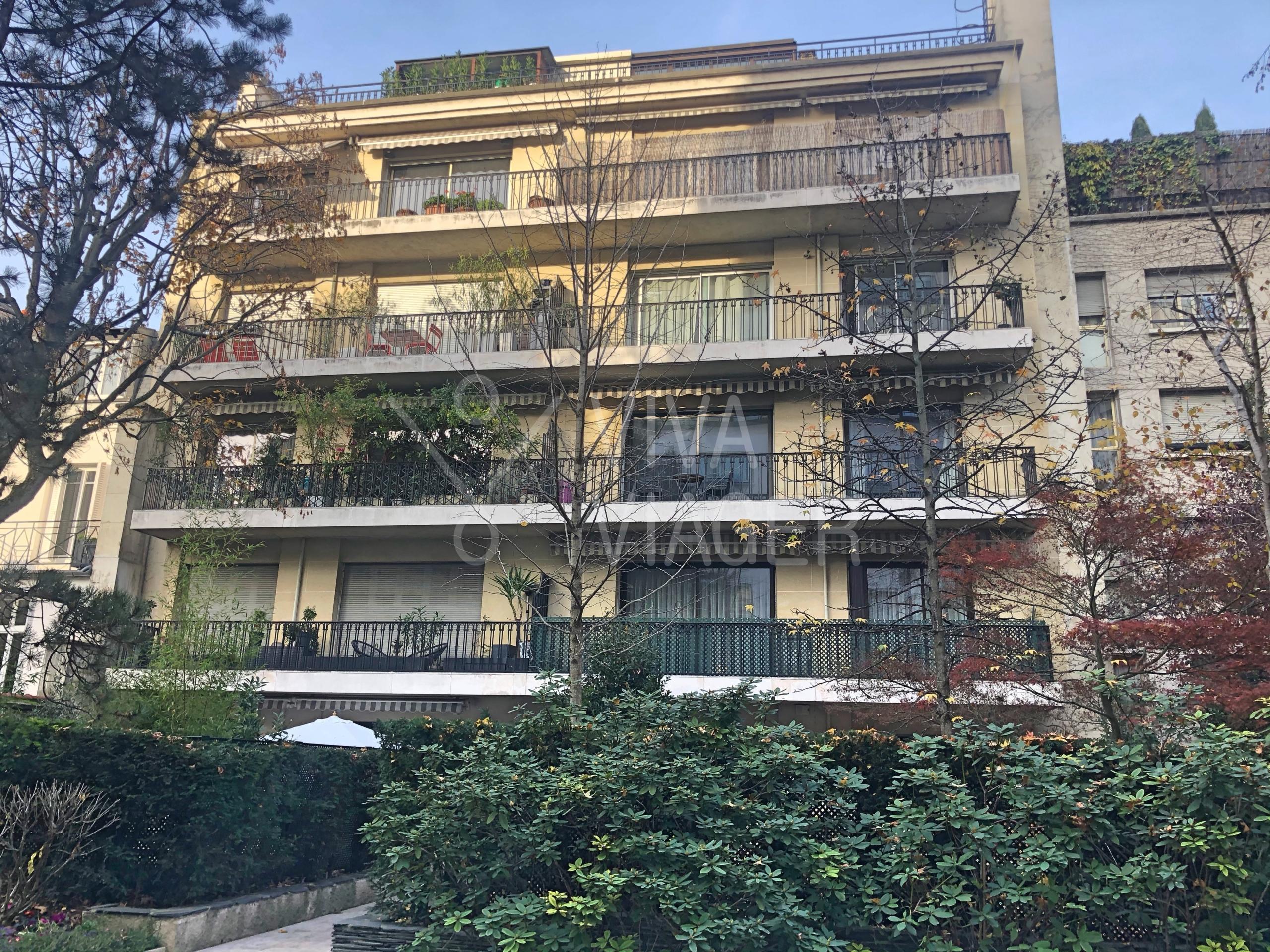 Apt 75 m² – Nue-propriété Neuilly sur Seine