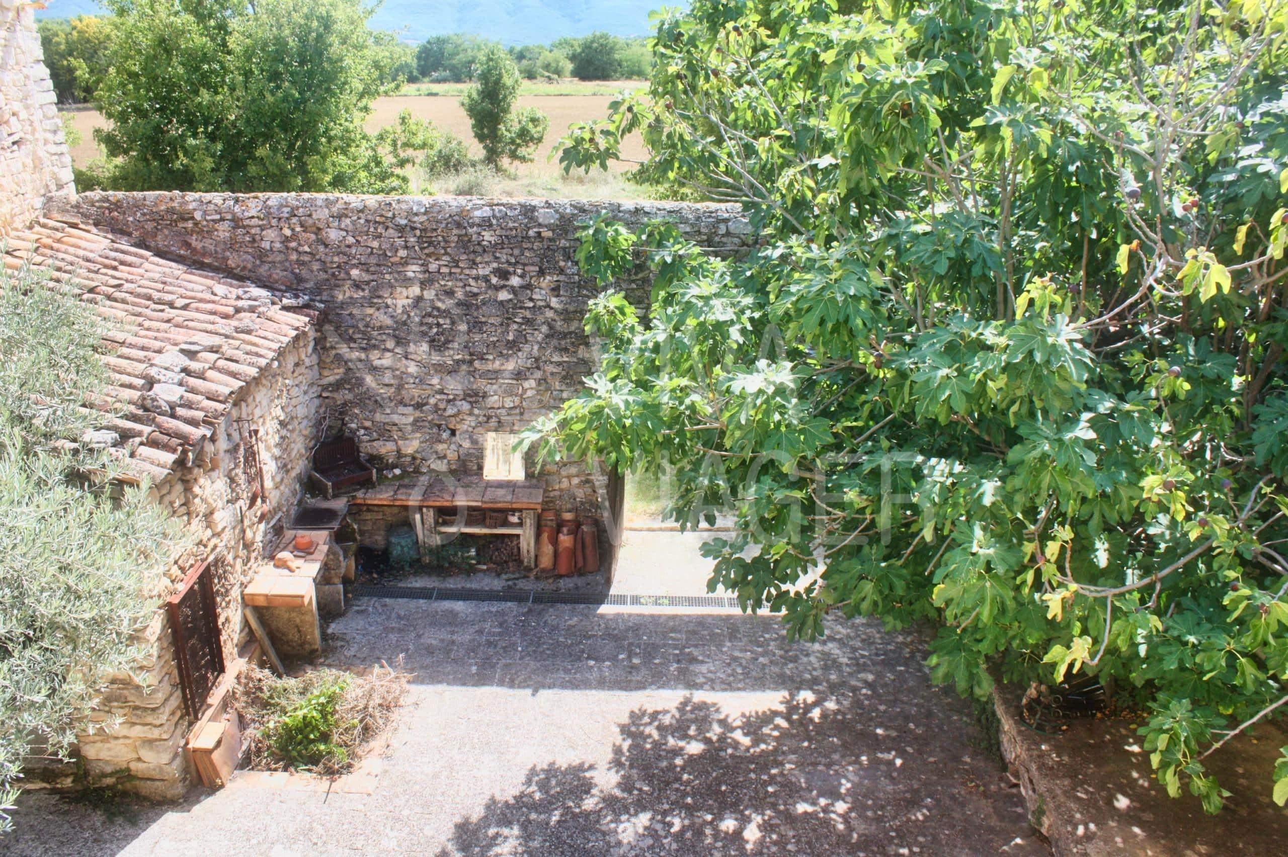 Mas Provençal - Viager Occupé Lubéron