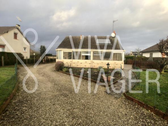 Maison – Viager occupé – Poilly-Lez-Gien ( Loiret )