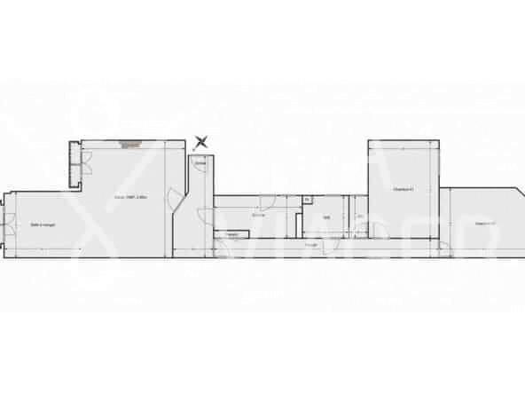 Apt de 105+9m² – Viager Occupé Paris 16ème