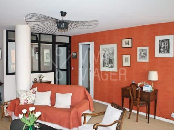 Apt 58 m² – Viager occupé – Paris 15ème
