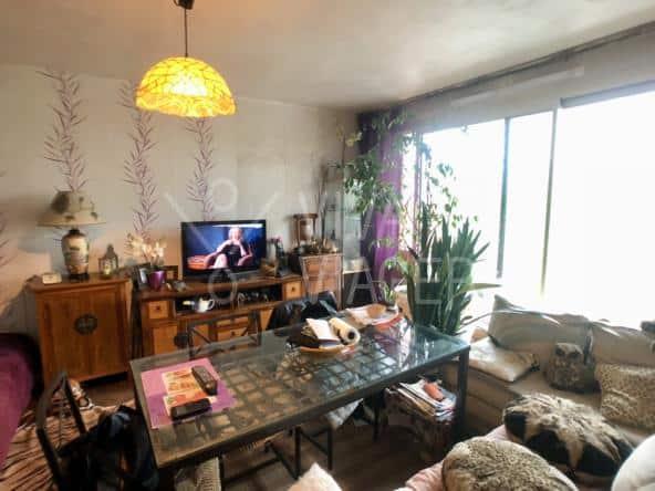 Studio 34 m² – Viager Libre Paris 11