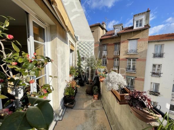 Appartement 64m² – Viager Occupé  - La Garenne-Colombes