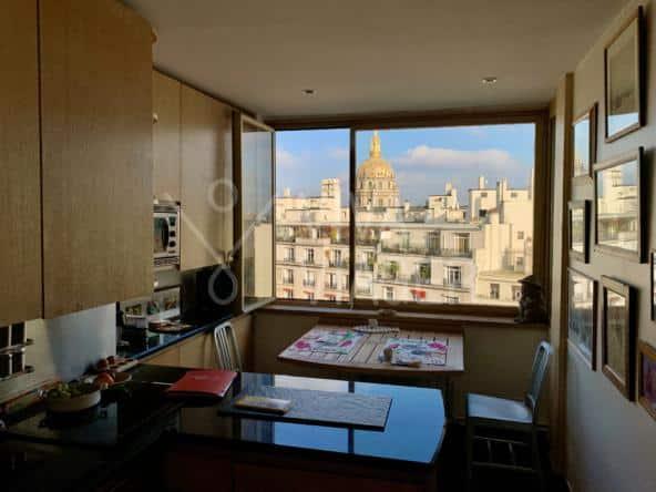 Appartement 3 pièces 89 m² – Nue-Propriété - Paris 7
