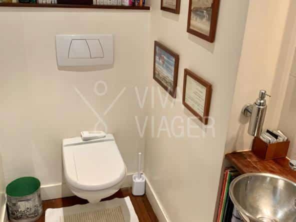 Apt de 3P de 89 m² – Nue-Propriété Paris 7 WC