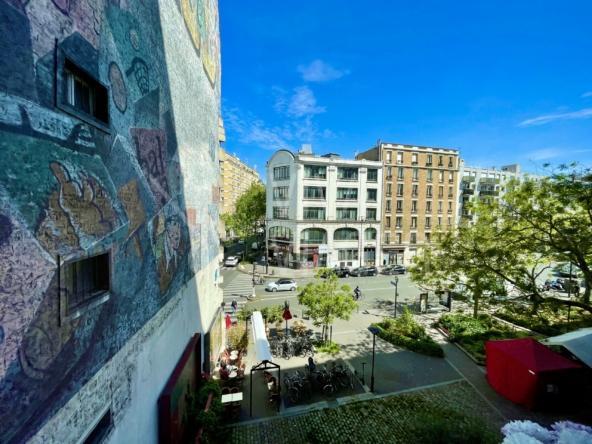 Appt de 3P de 66 m² – Viager Occupé – Paris 11ᵉ