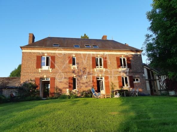 Viager libre à Montpinçon - Calvados - Basse-Normandie